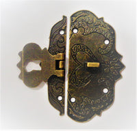 CRAFTY CONCEPTS - LARGE FANCY HINGE