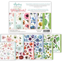 Mintay by Karola - 6 x8 Fussy Cut -Flora Book 2