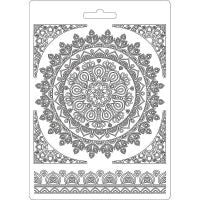 STAMPERIA - TEXTURE IMPRESSION - ROUND LACE