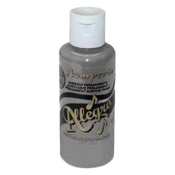 STAMPERIA - ALLEGRO - ACRYLIC PAINT - GRIGIO - KAL73 - 59ml