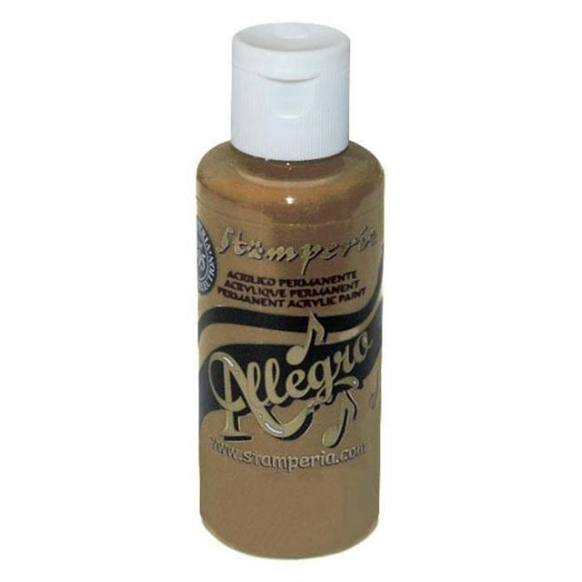 Stamperia - Allegro - Acrylic paint - 59ml - Cappuccino