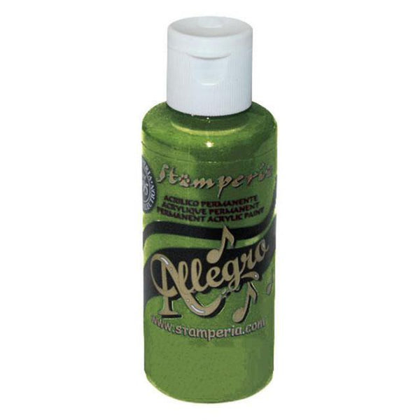 STAMPERIA - ALLEGRO - ACRYLIC PAINT - AVOCADO KAL95 59ML