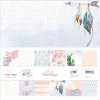 LADY PATTERN PAPER PACK- BOHEMIAN MUSE