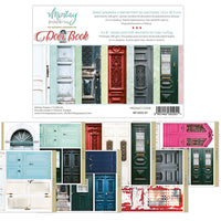 AVAILABLE NOW - MINTAY BY KAROLA - 6 x8 FUSSY CUT - DOOR BOOK