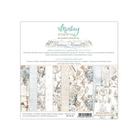 AVAILABLE NOW- MINTAY BY KAROLA - 6 x 6 PAPER PAD - PRECIOUS  MOMENT