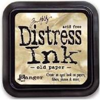 RANGER - DISTRESS INK - OLD PAPER