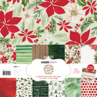 KAISERCRAFT  - PAPER PACK - PEACE AND JOY