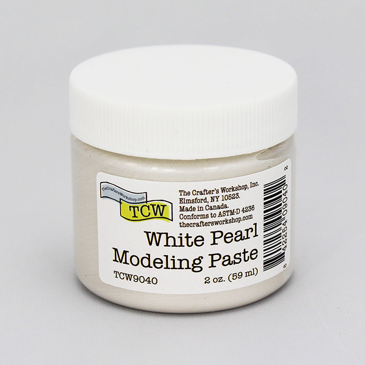 TCW - White Pearl Modeling Paste