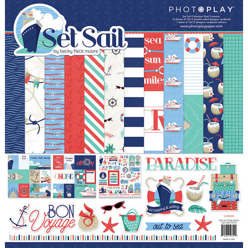 PHOTOPLAY - SET SAIL -  PAPER PAD