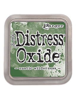 Ranger - Distress Oxide Ink - RUSTIC WILDERNESS