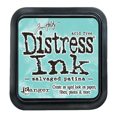 RANGER - DISTRESS INK - SALVAGED PATINA