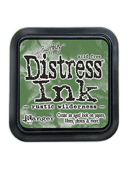 Ranger - Distress Ink - RUSTIC WILDERNESS
