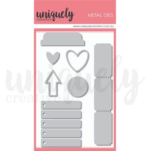 UNIQUELY CREATIVE - CUT-A-PART- ESSENTIALS #2 DIE