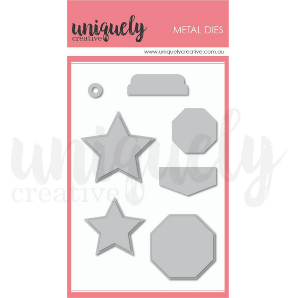 UNIQUELY CREATIVE - CUT - A - PART - ESSENTIALS #3 DIE