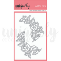 UNIQUELY CREATIVE - SERENDIPITY FOLIAGE  DIE