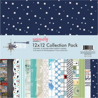 UNIQUELY CREATIVE - TRUE NORTH COLLECTION PAPER PACK