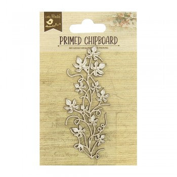 Little Birdie - Chipboard - Classic Vine