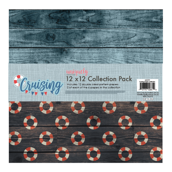 Uniquely Creative - Cruising Collection Paper Pack