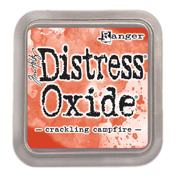 Ranger - DISTRESS OXIDE INK - CRACKLING CAMPFIRE