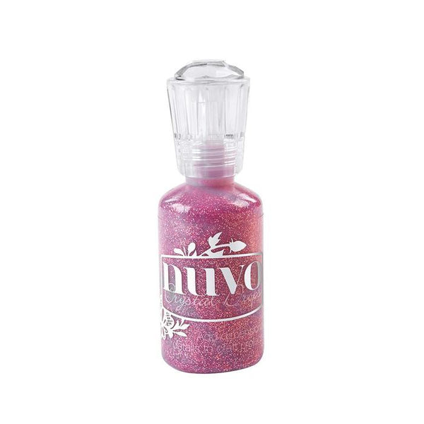 Nuvo - Crystal Drops - Glitter - Pink Champagne