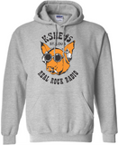 KSHE Grey Hooded Sweatshirt