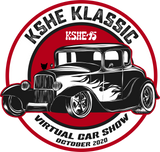 Pre-Order the KSHE Klassic Virtual Car Show t-shirt