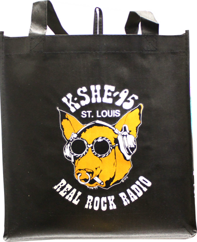 KSHE Reusable Tote Bag