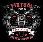 Virtual Rock N Roll Bike Show t-shirt