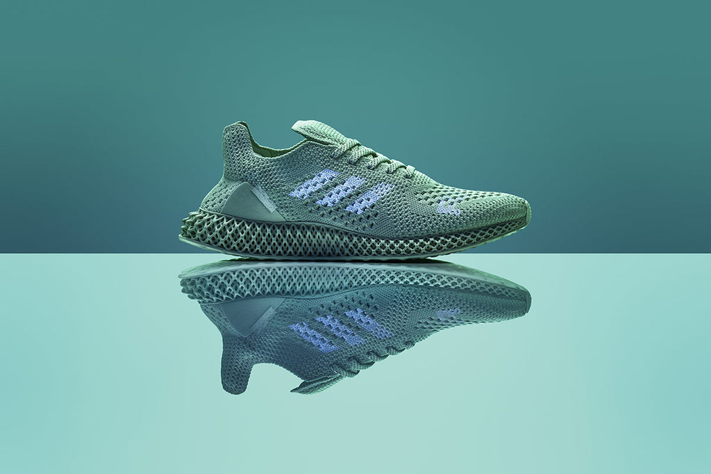The All New Daniel Arsham adidas Futurecraft 4D
