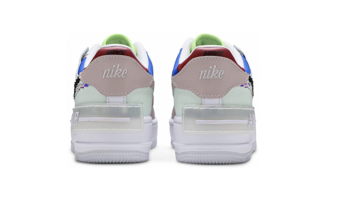 Nike Wmns Air Force 1 Shadow SE 'Pixel Swoosh'