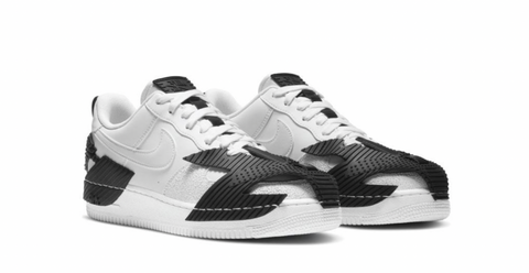 Nike NDSTRKT Air Force 1 | White - Black CZ3596-100