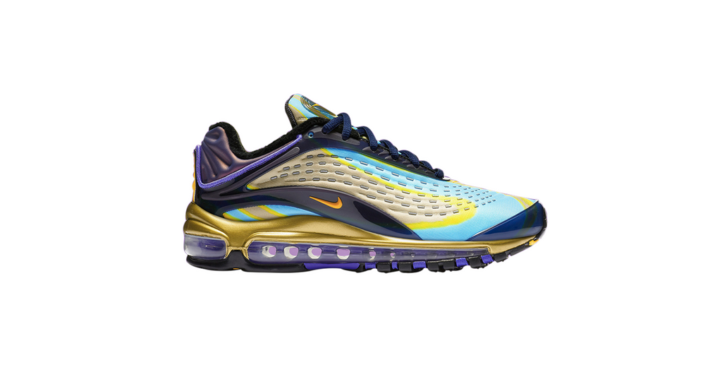 Nike Air Max Deluxe 'Midnight Navy' | Foot Placard