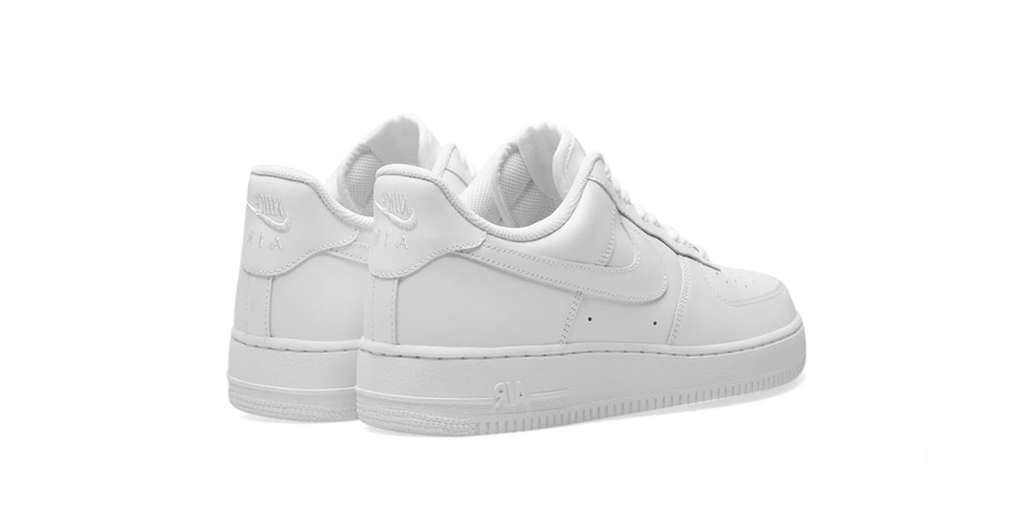 Nike Air Force 1 '07 Low 'White' | Foot Placard