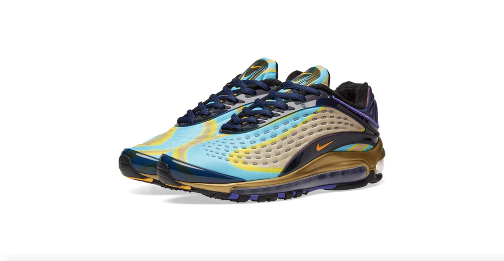 Nike Wmns Air Max Deluxe | Midnight Navy