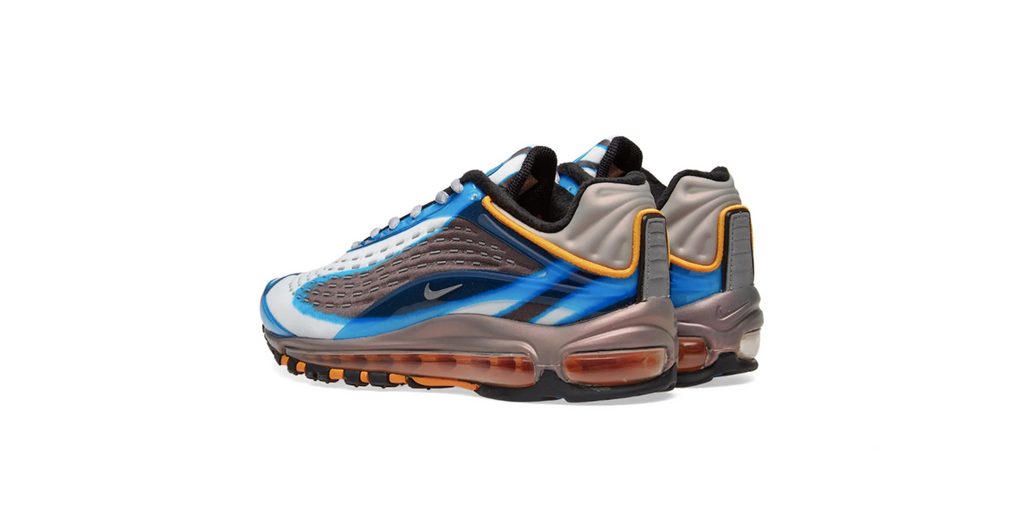 Nike Wmns Air Max Deluxe 'Photo Blue' | Foot Placard