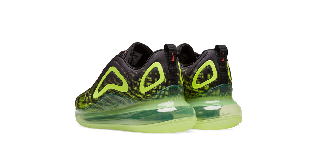Nike Air Max 720 'Neon Collection' | Foot Placard