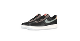 Nike Air Force 1 ´07 'Black - Mica Green' | Foot Placard