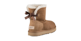 UGG Mini Bailey Bow ll Boot 'Chestnut' | Foot Placard