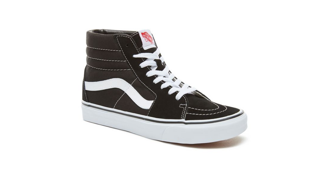 Vans Ski-8 High | Black-White