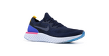 Nike Epic React Flyknit 'College Navy' | Foot Placard