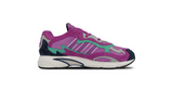 adidas Temper Run 'Shock Purple' | Foot Placard