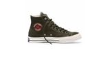 Converse Chuck Taylor All Star 70 Hi 'Suede Pack' | Utility Green