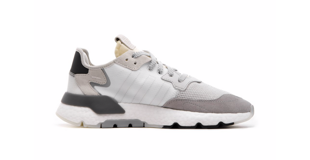 adidas Nite Jogger 'Neutral White' | Foot Placard