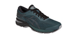 Asics Gel-Kayano 25 'Iron Clad' | Foot Placard