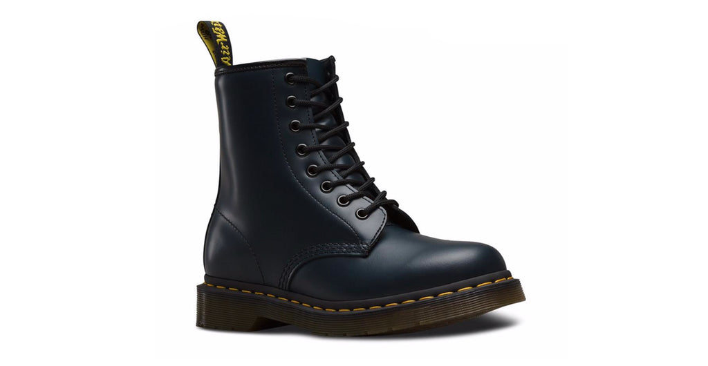 Dr. Martens 1460 Smooth 'Navy' | Foot Placard