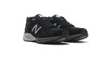 New Balance 990v5 Made in the USA 'Core Black' | Foot Placard
