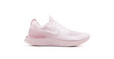 Nike Epic React Flyknit 'Pearl Pink' | Foot Placard
