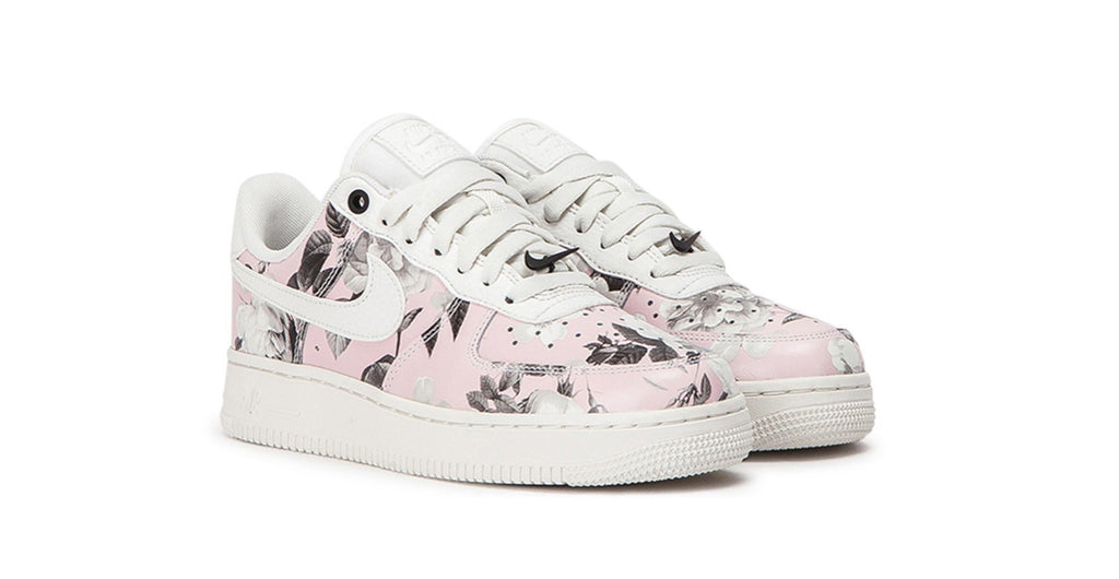 Nike Wmns Air Force 1 Low 'Floral Rose' | Foot Placard