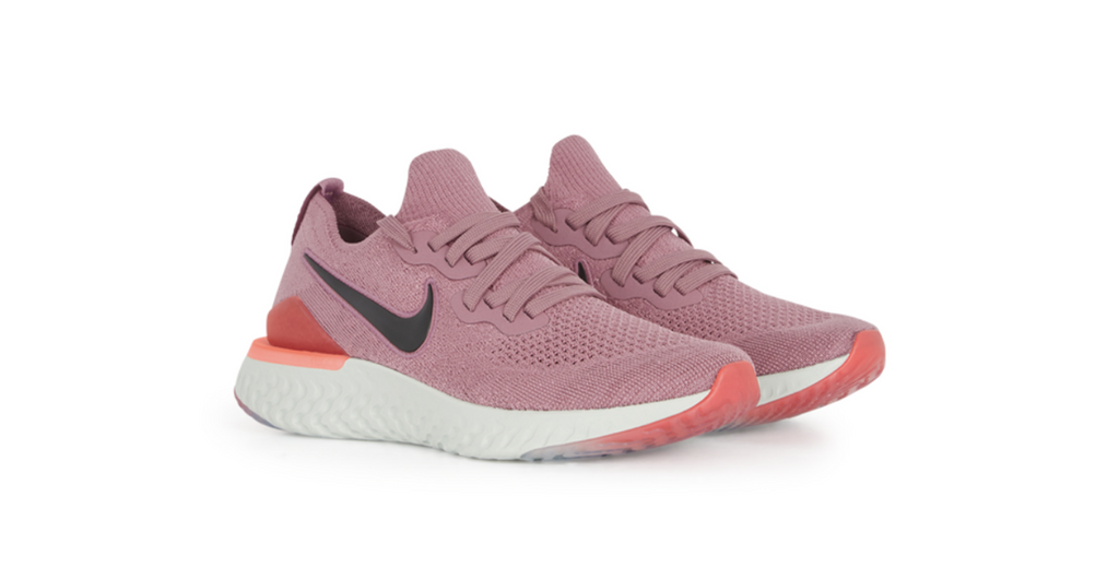 Nike Epic React Flyknit 2.0 'Plum Dust' | Foot Placard