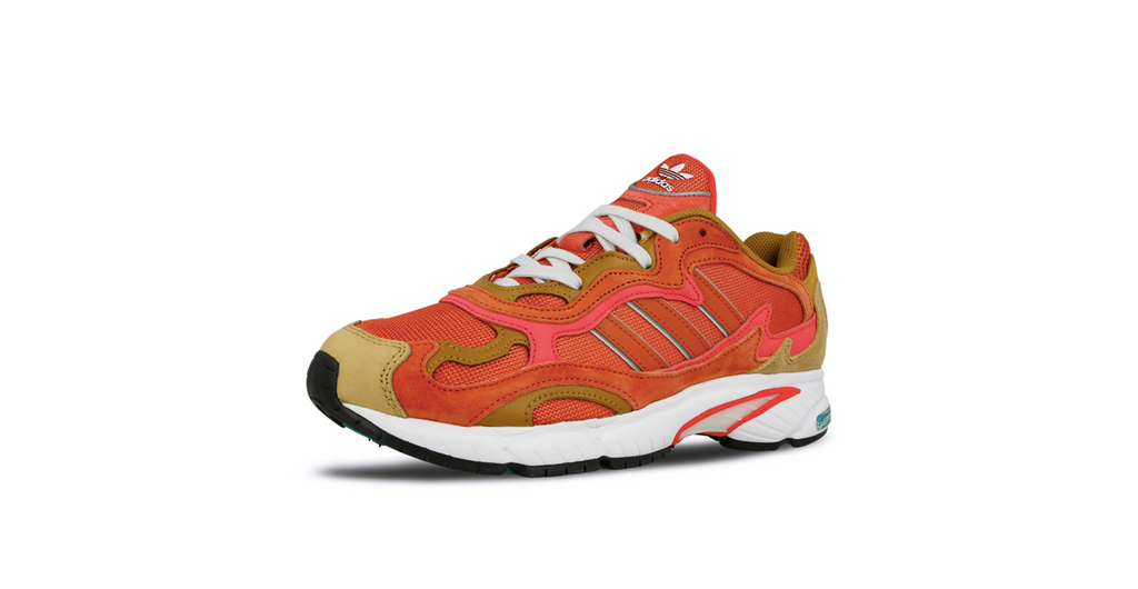 adidas Temper Run 'Raw Amber' | Foot Placard